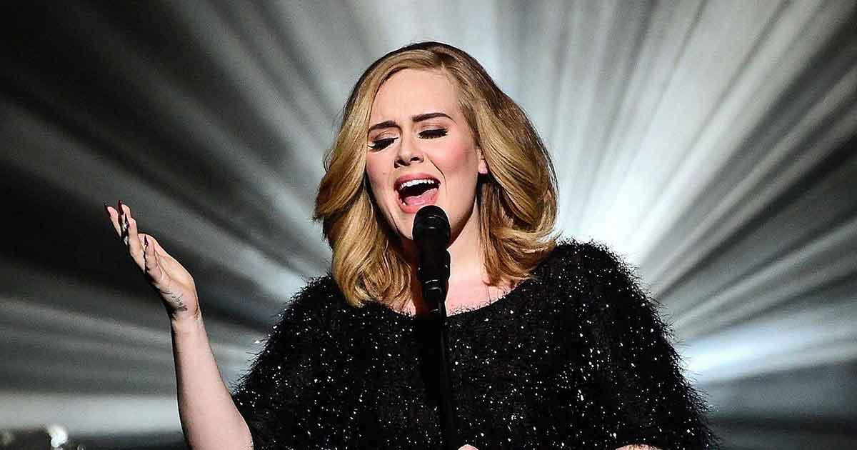 A cantora Adele utilizou a Hipnose Clínica para parar de fumar.