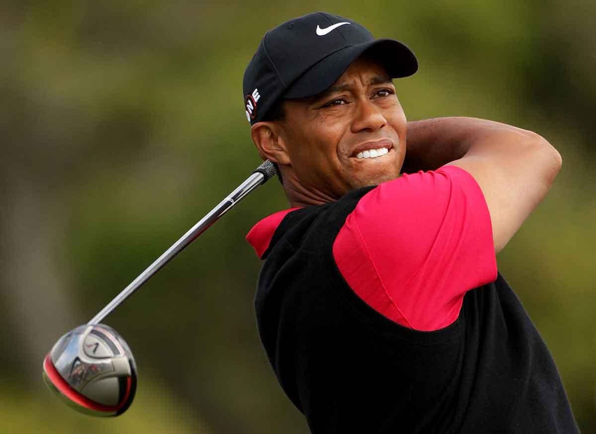 Tiger Woods utilizou a Hipnose como ferramenta para tornar-se campeão de Golf.